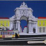 Lisboa em Tecido