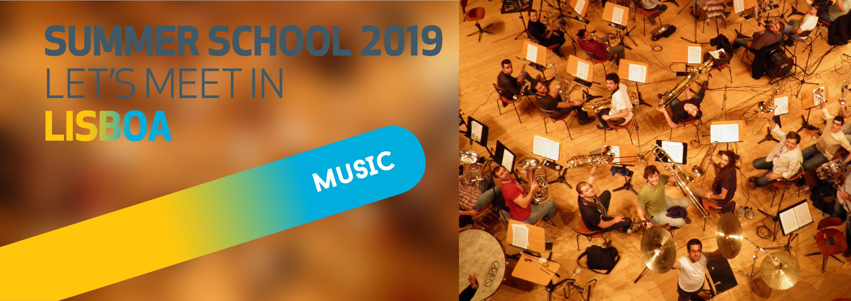 Summer School 2019 - Music