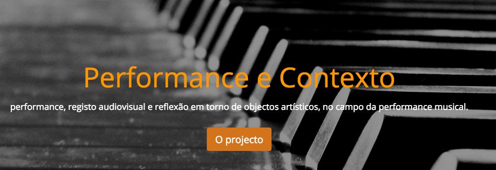 Performance e Contexto