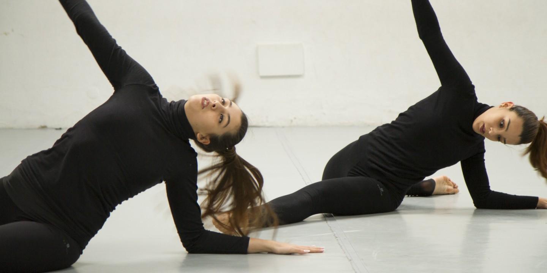 Ensaio geral trabalhos coreográficos da ESD