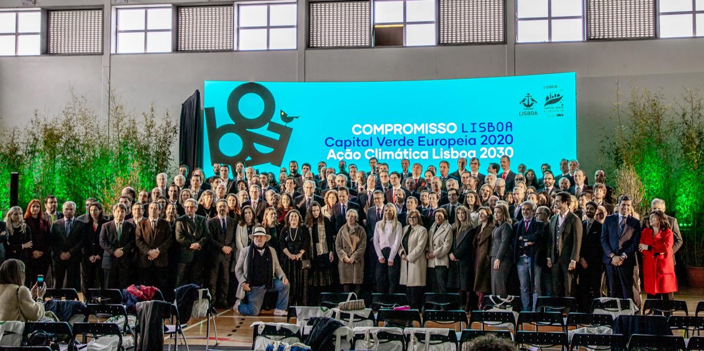 Politécnico de Lisboa assume compromisso Lisboa Capital Verde Europeia 2020
