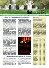 Notícias IPL nº 10 – Julho 2006
