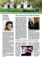 Notícias IPL nº 11 – Setembro 2006