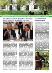 Notícias IPL nº 12 - Novembro 2006