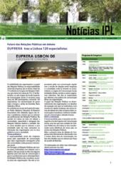Notícias IPL nº 3 – Outubro 2005