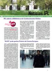 Notícias IPL nº 4 – Novembro 2005