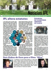 Notícias IPL nº 9 – Maio 2006