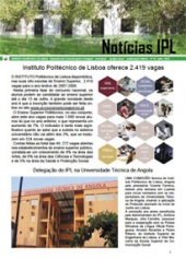 Notícias IPL nº 18 - Julho 2007
