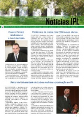 Notícias IPL nº 19 - Outubro 2007