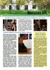 Notícias IPL nº 20 - Novembro 2007