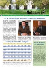 Notícias IPL nº 21 - Dezembro 2007