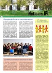 Notícias IPL nº 32 - Abril 2009