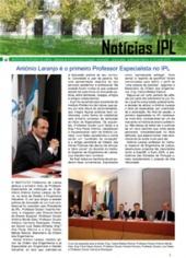 Notícias IPL nº 41 - Junho 2010