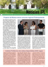 Notícias IPL nº 42 - Julho 2010