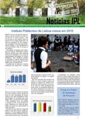 Notícias IPL nº 43 - Setembro 2010