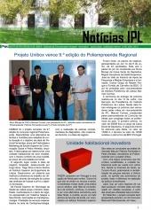 Notícias IPL nº 60 – Julho 2012
