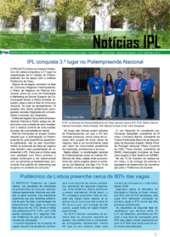 Notícias IPL nº 61 – Setembro 2012