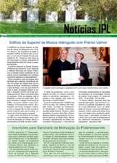 Notícias IPL n.º 63 - Novembro 2012