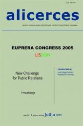 Alicerces n.º1 - Julho 2007