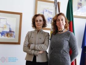 Cristina Graça e Ana Marques