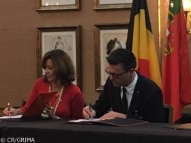 Politécnico de Lisboa estreita relações com a Bélgica
