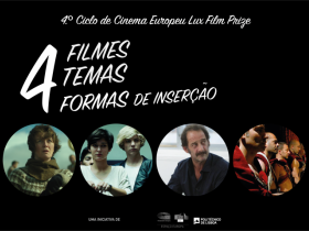4 ciclo europeu de cinema