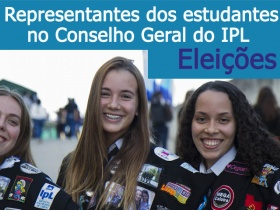 Eleição representantes estudante CG