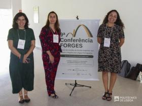 conferência Forges
