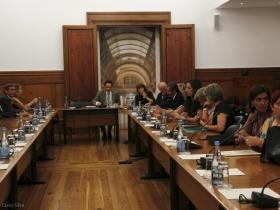 Presidentes dos Politécnicos de Lisboa, Porto e Coimbra foram ao parlamento