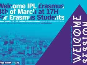 Welcome IPL Erasmus