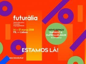Politécnico de Lisboa na Futurália 2018