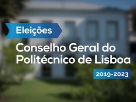 Eleições Conselho Geral 2019