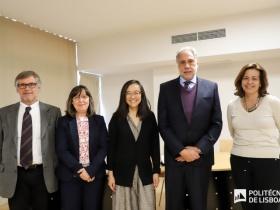IPL e Fulbright Portugal promovem intercâmbio de docentes