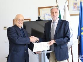 IPL assina protocolo de cooperação com a UBI