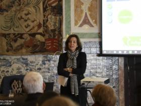 Vice presidente Ana Cristina Perdigão