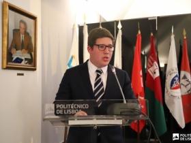 João Ferreira, presidente da FAIPL