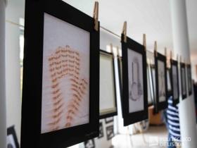 Exposição de artes visuais da UNISBEN