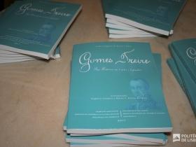 """Lançamento do livro """"Gomes Freire"""""""