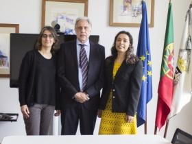 Docentes Cláudia Silvestre e Maria João Centeno tomam posse
