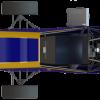 Protótipo do veículo apresentado na competição internacional