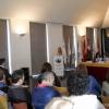 Anna Tatarska presenting Poznan University of Technology