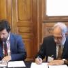 Assinatura do protocolo com Centro Nacional de Cibersegurança