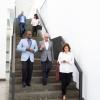 Reitor da Universidade Lúrio visita ESCS
